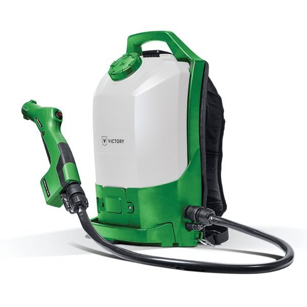 Back Pack Electrostatic Sprayer Full Kit