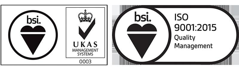 BSI Accreditations