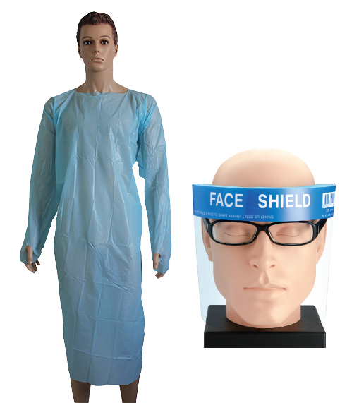 Shop online for PPE now